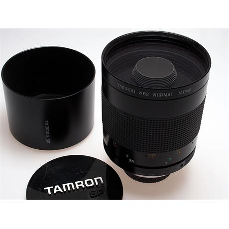 Tamron 500mm F8 SP Reflex thumbnail