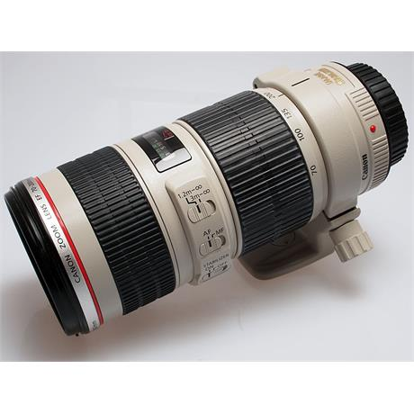 Canon 70-200mm F4 L IS USM +  Collar thumbnail