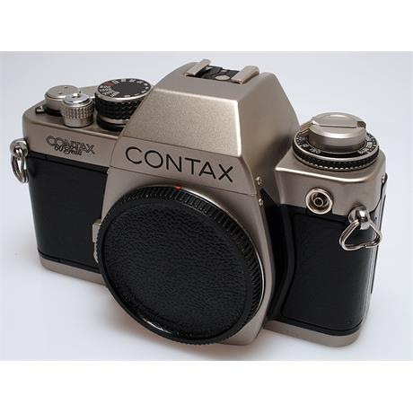 Contax S2 Body Only thumbnail