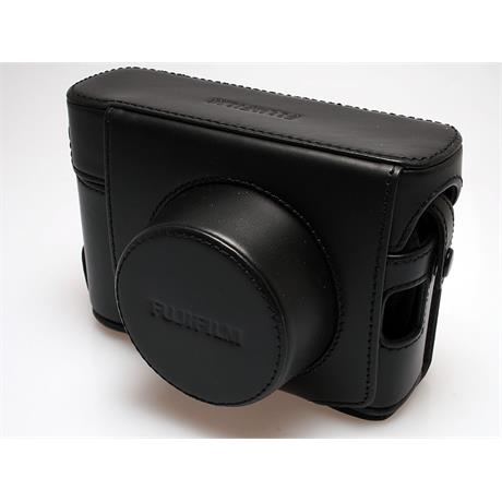 Fujifilm X100F BLC-X100F Premium Case - Black thumbnail