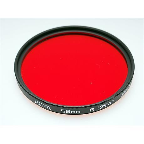 Hoya 58mm Red thumbnail