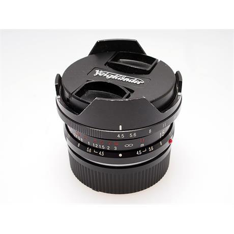 Voigtlander 15mm F4.5 VM Heliar II thumbnail