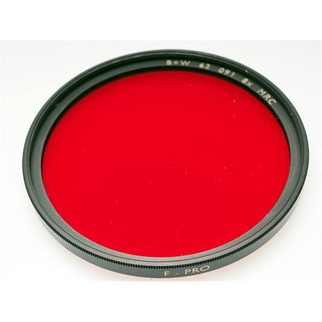 B+W 62mm Red Dark (091M) MRC thumbnail