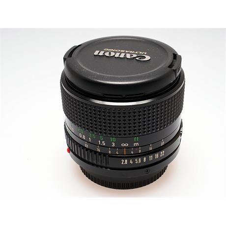 Canon 24mm F2.8 FD thumbnail