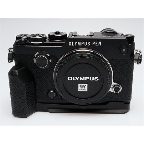 Olympus Pen-F Black + ECG-4 Grip thumbnail