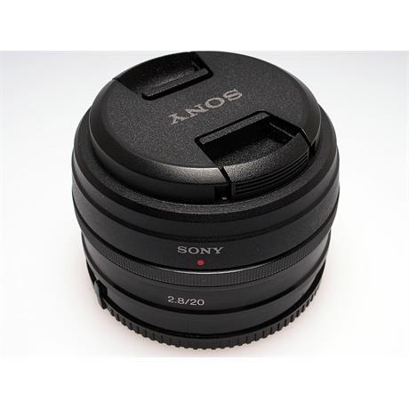 Sony 20MM F2.8 E thumbnail