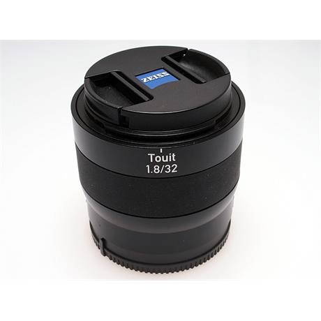 Zeiss 32mm F1.8 Touit - Sony E thumbnail