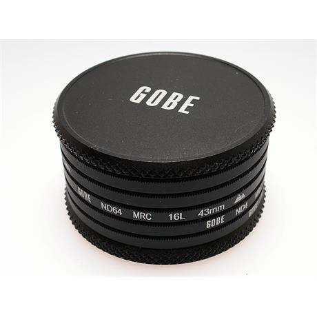 Gobe 43mm Neutral Density Filter Set thumbnail