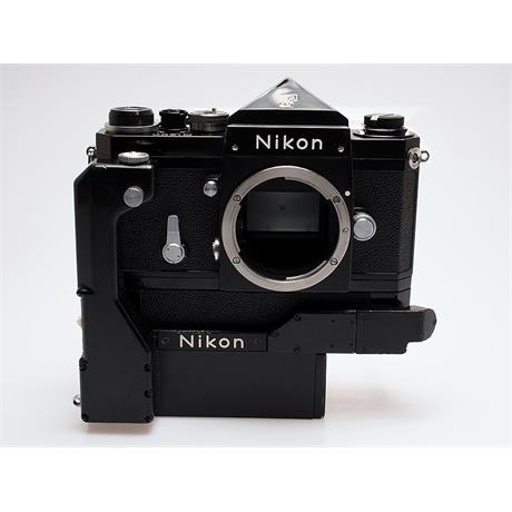 Nikon F Black + F36 Motordrive thumbnail