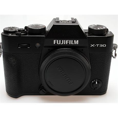 Fujifilm X-T30 Body Only - Black thumbnail