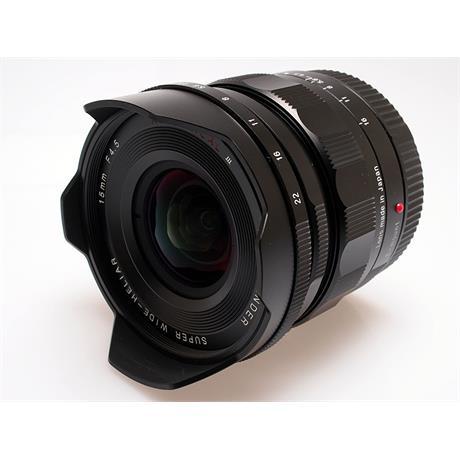 Voigtlander 15mm F4.5 E Super Wide Heliar Asph - Son thumbnail
