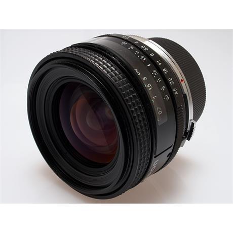 Tamron 24mm F2.5 - Olympus OM thumbnail