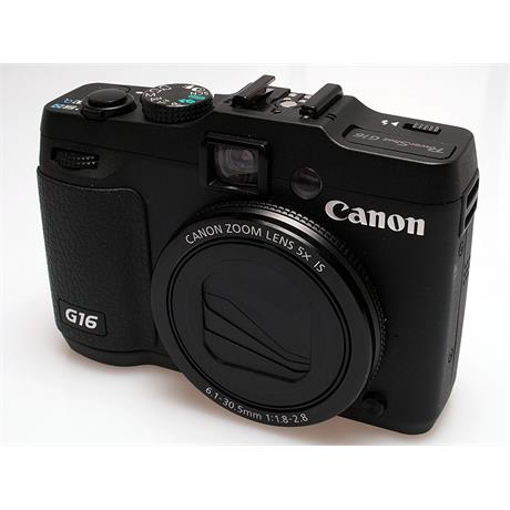 Canon Powershot G16 thumbnail