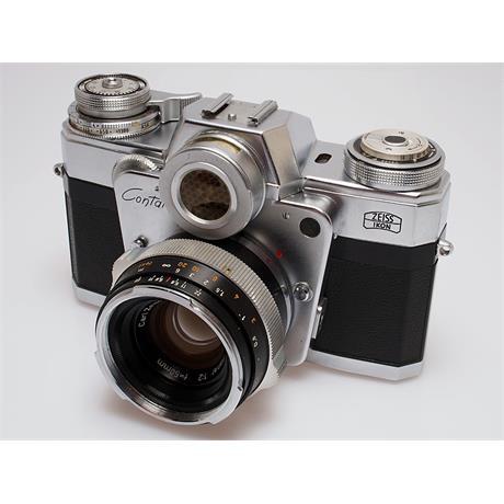 Contarex Bullseye + 50mm F2 thumbnail