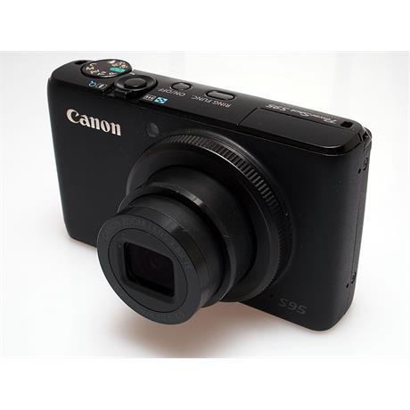 Canon Powershot S95 thumbnail