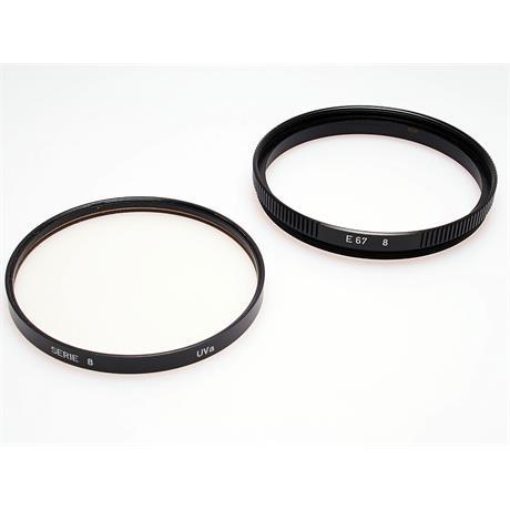 Leica Series 8 UVa Filter + Retaining Ring thumbnail