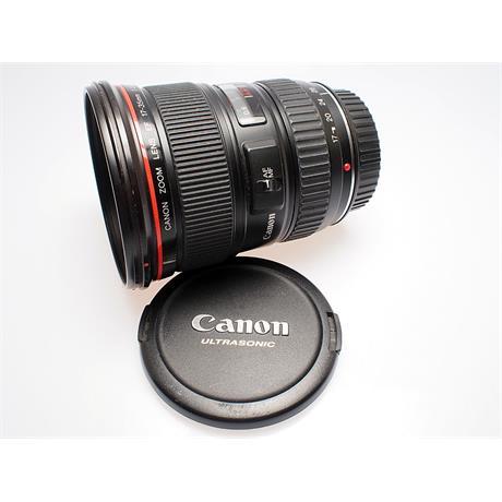 Canon 17-35mm F2.8 L USM thumbnail