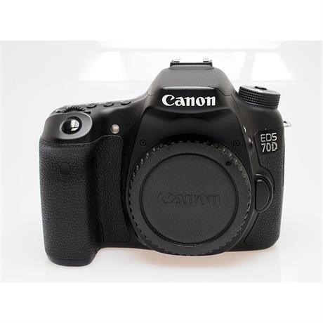Canon EOS 70D Body Only thumbnail