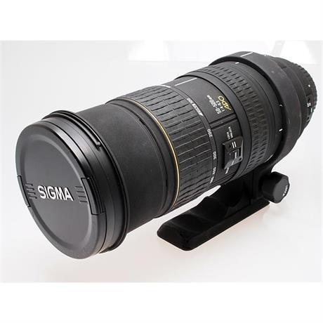 Sigma 50-500mm F4-6.3 Apo DG HSM - Canon EOS thumbnail