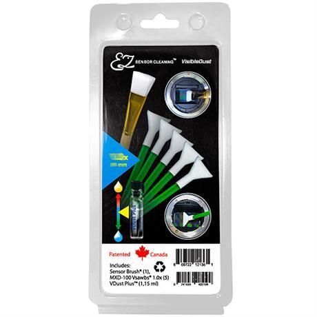 Visible Dust EZ Kit Plus Sensor Brush Kit 1.6x - Green thumbnail