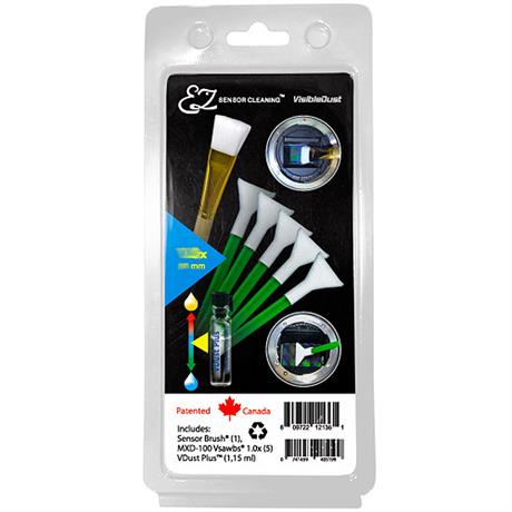 Visible Dust EZ Kit Plus Sensor Brush Kit 1.0x - Green thumbnail