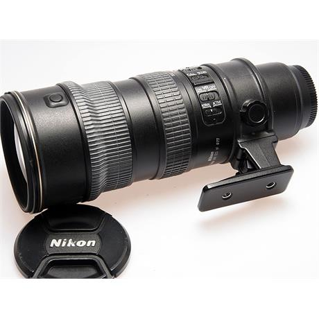 Nikon 70-200mm F2.8 G AFS ED VR thumbnail