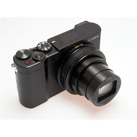 Panasonic DMC TZ100 - Black thumbnail