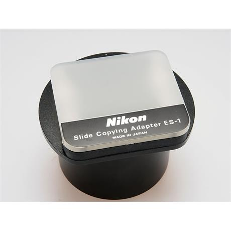 Nikon ES-1 Slide Copier / 52mm Copying Adaptor thumbnail