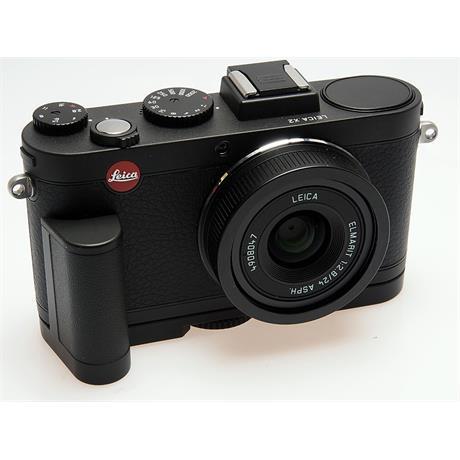 Leica X2 - Black thumbnail