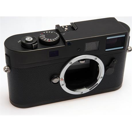 Leica M Monochrom Black Body Only thumbnail