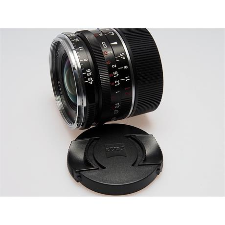 Zeiss 21mm F4.5 C ZM - Black thumbnail