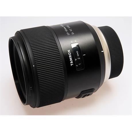 Tamron 45mm F1.8 Di VC USD - Nikon AF thumbnail