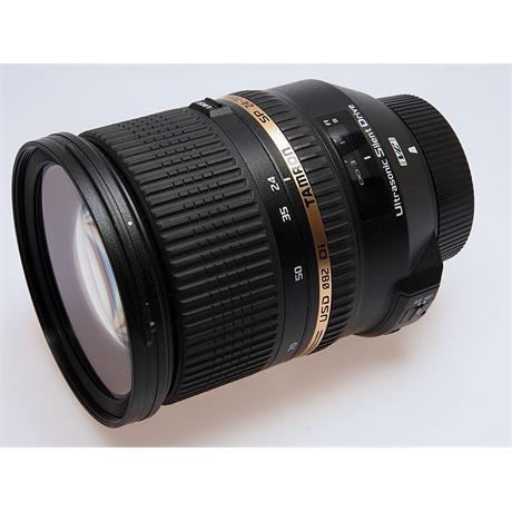 Tamron 24-70mm F2.8 Di VC USD - Nikon AF thumbnail