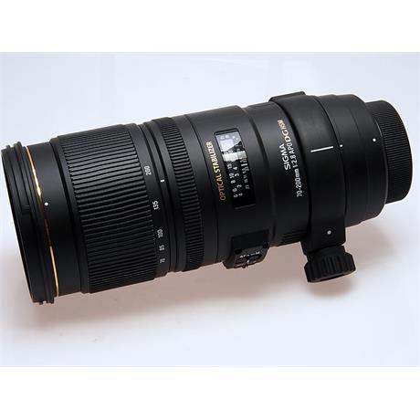Sigma 70-200mm F2.8 Apo EX DG OS HSM - Nikon AF thumbnail