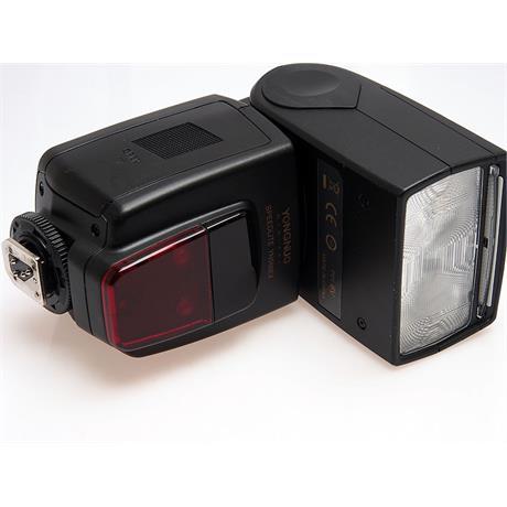 Yongnuo YN568E Speedlite - Nikon AF thumbnail