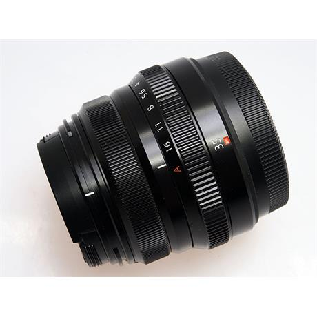 Fujifilm 35mm F2 XF WR - Black thumbnail