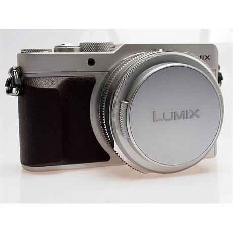 Panasonic DMC - LX100 - Silver thumbnail