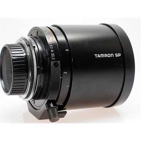 Tamron 500mm F8 SP Reflex - Minolta MD thumbnail