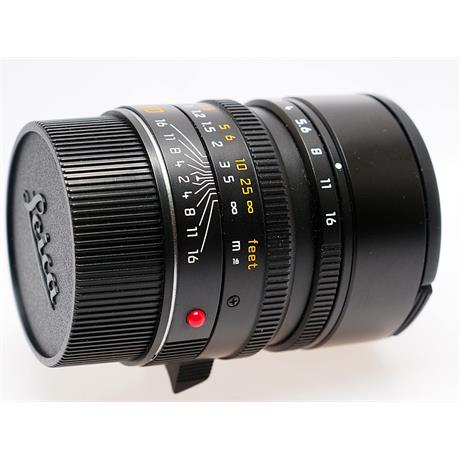 Leica 50mm F1.4 Asph M Black 6bit thumbnail