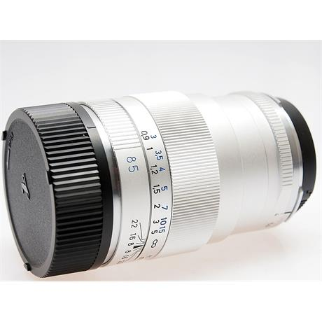 Zeiss 85mm F4 ZM - Silver thumbnail