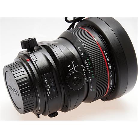 Canon 17mm F4.0 L TSE thumbnail
