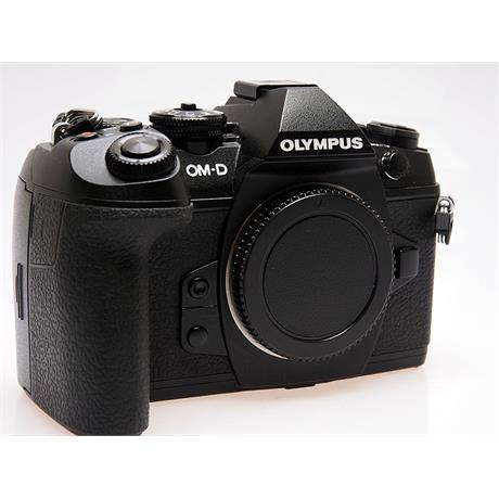 Olympus E-M1 II Black Body Only thumbnail