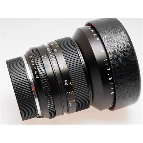 Leica 15mm F3.5 R 3cam thumbnail