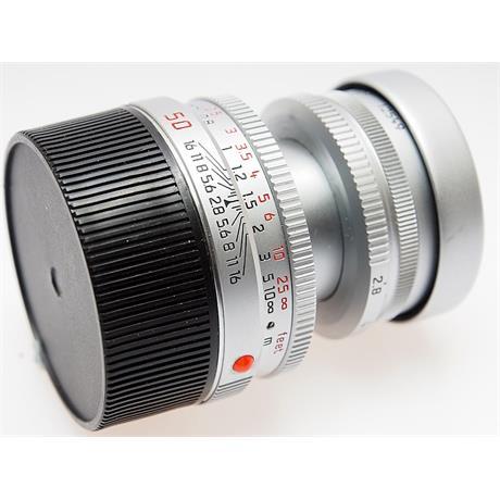 Leica 50mm F2.8 M Chrome 6bit thumbnail