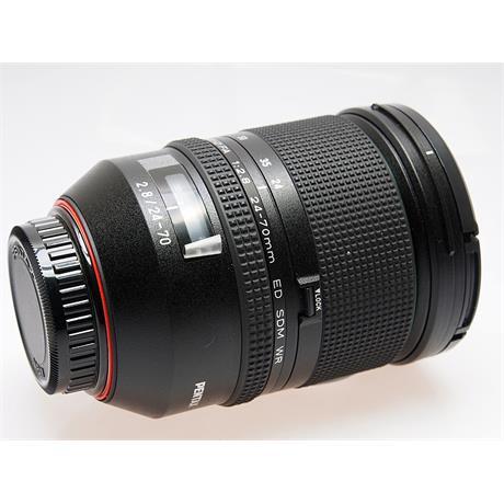 Pentax 24-70mm f2.8 D FA HD ED SDM WR thumbnail