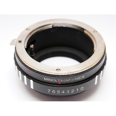 Minolta AF - Sony NEX Lens Mount Adapter thumbnail