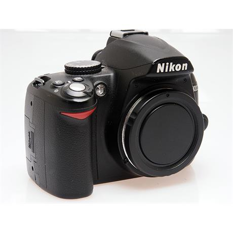 Nikon D3000 Body Only thumbnail