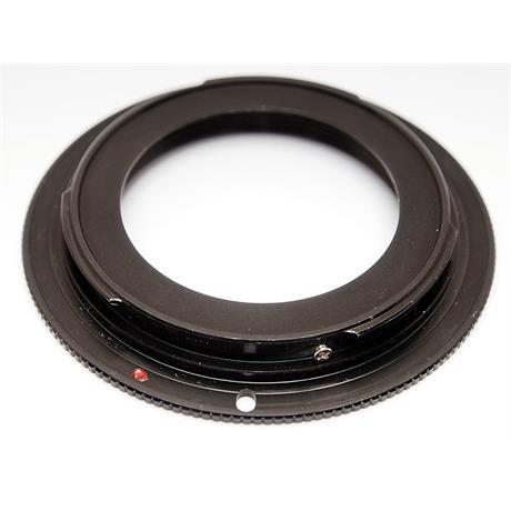 Pentax M42 - Canon EOS Lens Mount Adapte thumbnail