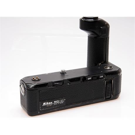 Nikon MD11 Motordrive thumbnail