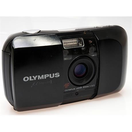 Olympus Mju1 thumbnail
